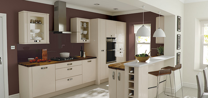Fitted Kitchen Ranges: Fully Fitted Kitchens And Appliances