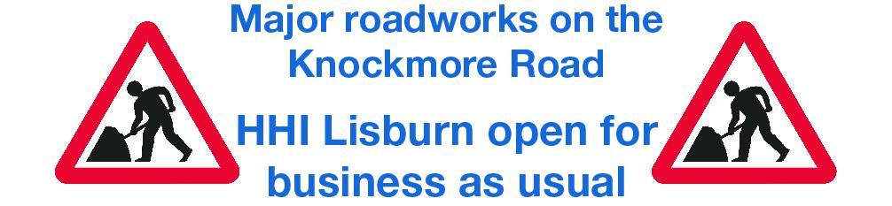 Hhi Lisburn Roadworks Hhi